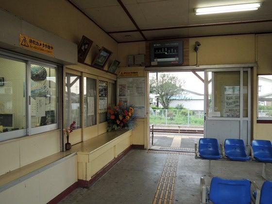 g01173/水郡線・磐城浅川駅