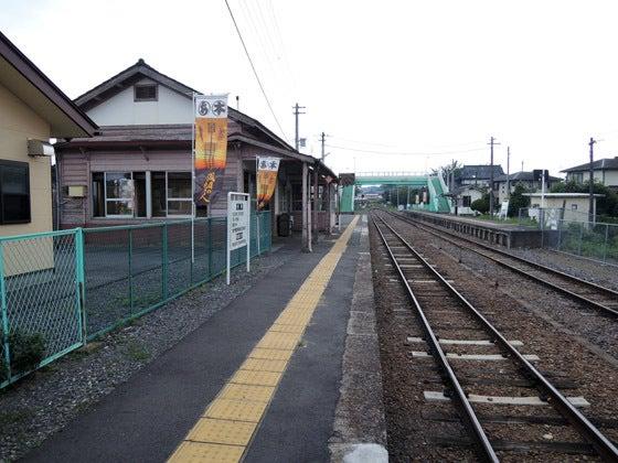 g01177/水郡線・磐城浅川駅