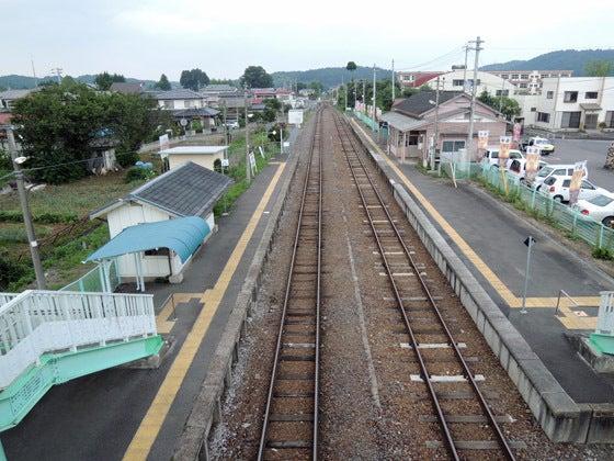 g01179/水郡線・磐城浅川駅