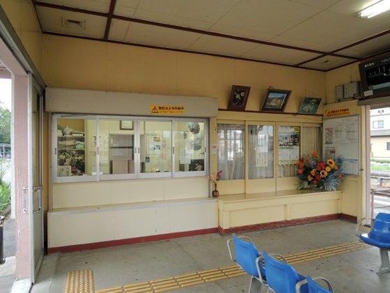 g01174/水郡線・磐城浅川駅