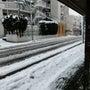 大雪によるキャンセル…