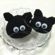 黒猫あみあみ(笑)