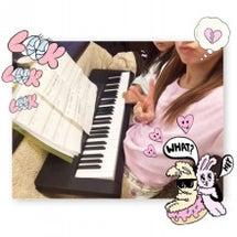 ピアノ♪(*^^)o…