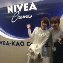 NIVEAの本社へ行…