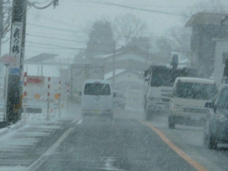 降雪時の車の運転は雪で見にくく危険がいっぱい!