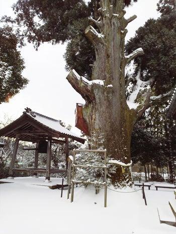 雪の関ケ原01