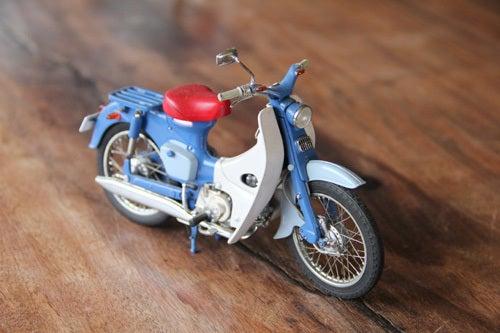 HONDA SUPER CUB 1968