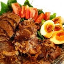 嫁さんの得意料理〜!…