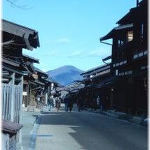 宿場町 奈良井宿☆…