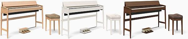 電子ピアノの芸術品です! Roland Kiyora KF-10