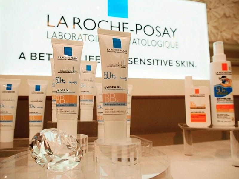 ラロッシュポゼ新製品発表会。ロングUVA&環境問題対応、カバー力もアップ!BBクリームがリニューアルして登場。