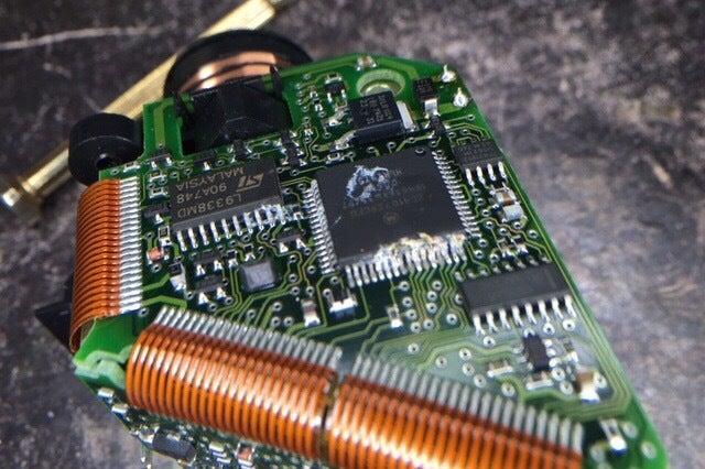 電子キー修理