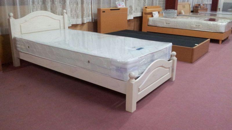 シングルベッドのサイズ