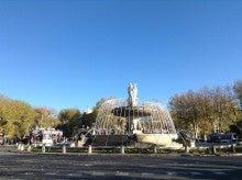 ロトンドの噴水