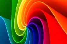 虹色巻き巻き