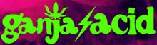 ganja/acid logo