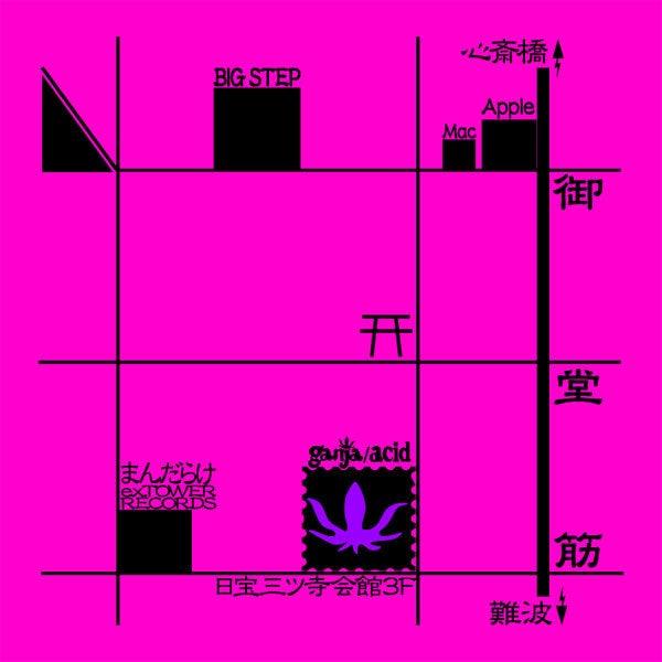 ganja/acid map