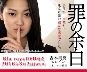 映画「罪の余白」DVD