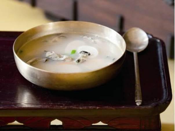 韓国旅行、慶尚南道、お正月、お雑煮