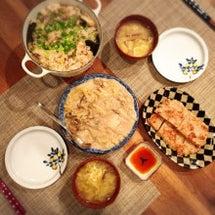 晩ご飯は中華。