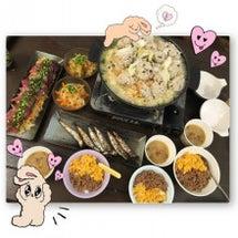 夕飯☆*:.。. o…
