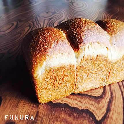 山食(自家製いちご酵母・天然酵母)