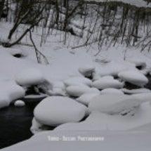 雪キノコ by 北…
