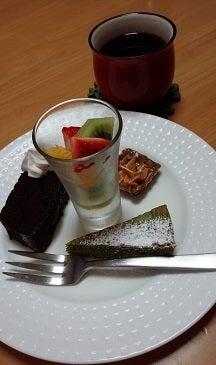 280207「COOK-cielbleu」抹茶ガトーレッスン3