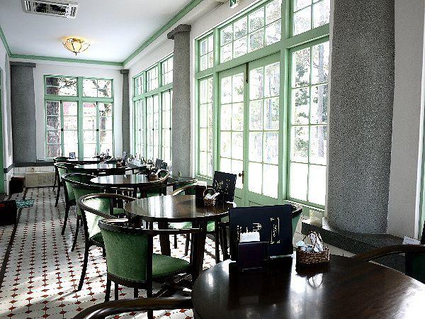 大正浪漫喫茶室