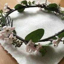 花のヘッドリング