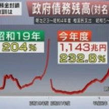 日本は既に、破産同然…