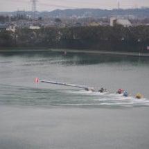 ボートレース多摩川へ…