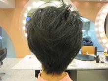 40代 ショートヘア