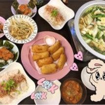 夕飯♪(´ε` )