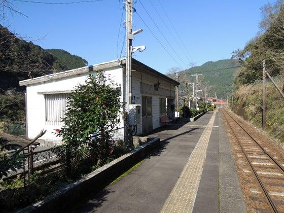 g0215a/肥薩線・葉木駅
