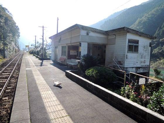 g0215b/肥薩線・葉木駅