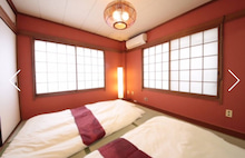 浅草 ベッドルーム2