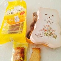 ☆ クマちゃんお菓子…