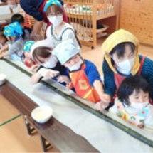 巻き寿司大会が行われ…