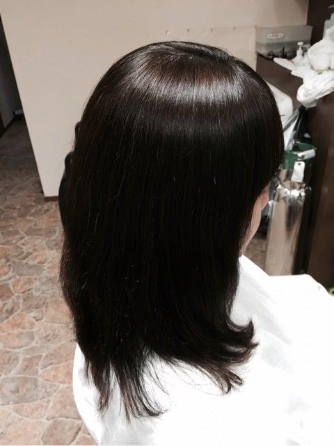 ミコノス縮毛矯正4