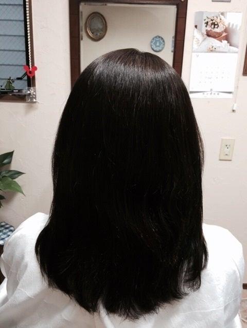 ミコノス縮毛矯正3