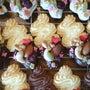 バレンタインクッキー…