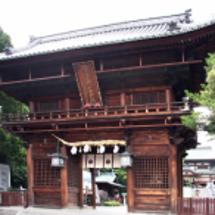 四国・愛媛 「椿神社…
