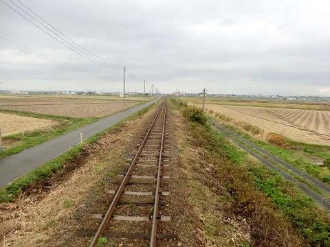 津軽鉄道,津軽平野〈著作権フリー無料画像〉Free Stock Photos