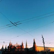 モスクワ。