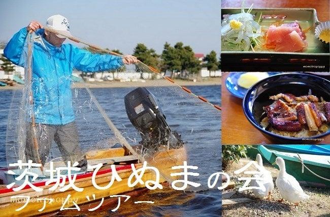 茨城町 涸沼 ひぬまの会 ファムツアー