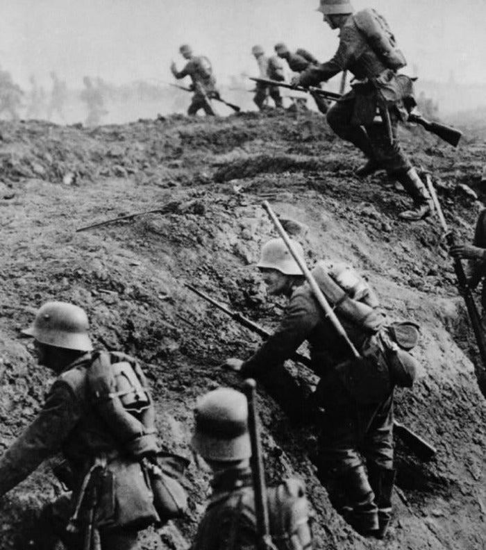 1918年春季攻勢