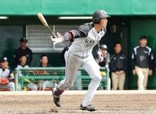 中越え先制適時打を放った横田慎太郎外野手