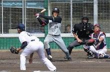 先制の2塁打を放った横田慎太郎外野手