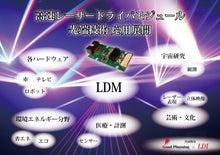 LDMレーサードライバモジュール